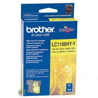Brother originální ink LC-1100HYY