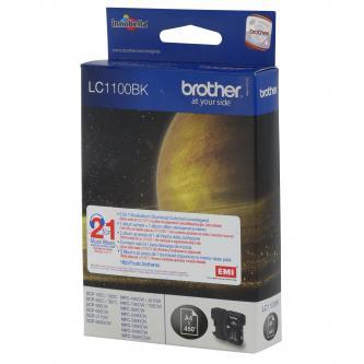 Brother originální ink LC-1100BK
