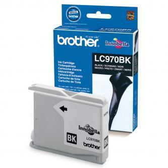 Brother originální ink LC-970BK