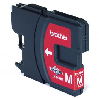 Brother originální ink LC-980M