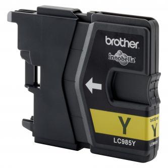 Brother originální ink LC-985Y