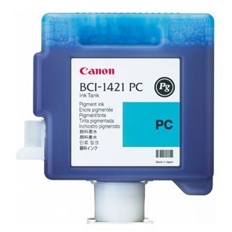 Canon originální ink BCI1421C, cyan, 330ml, 8368A001, Canon W8400P, 8200P