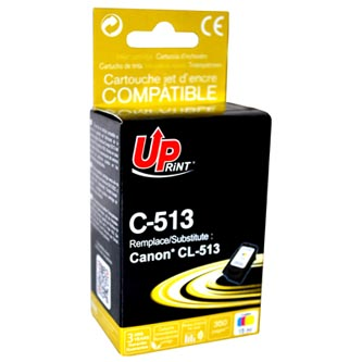 UPrint kompatibilní ink s CL513, color, 15ml, C-513CL, pro Canon MP240, MP260