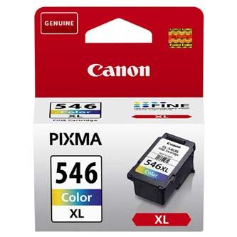 Canon originální ink CL-546XL, colour
