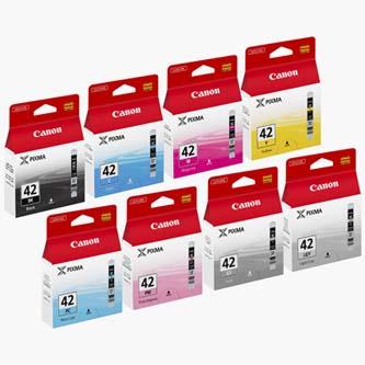 Canon originální ink CLI-42 8inks Multi Pack,