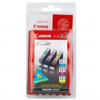 CANON CLI521CMY originál