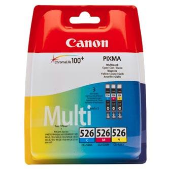 CANON CLI526 CMY originál