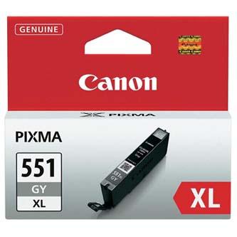 Canon originální ink CLI551GY XL
