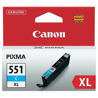 Canon originální ink CLI551C XL