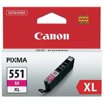 Canon originální ink CLI551M XL