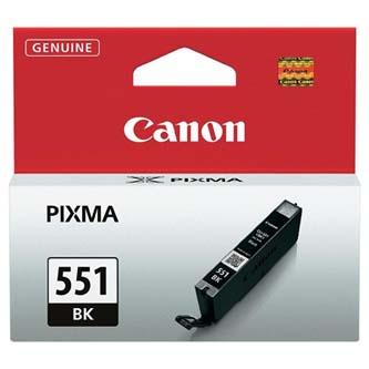 Canon originální ink CLI551BK