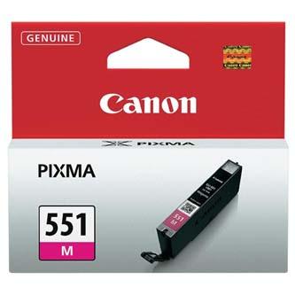 Canon originální ink CLI551M