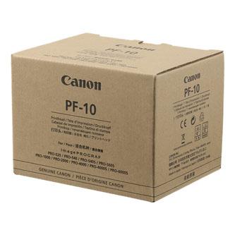 Canon originální tisková hlava PF10, 0861C001, Canon iPF-2000, 4000, 4000S, 6000, 6000S