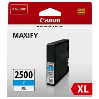 Canon originální ink PGI 2500XL, cyan