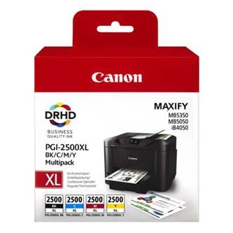 Canon originální ink PGI-2500XL Bk/C/M/Y multipack