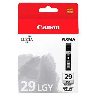 Canon originální ink PGI29 Light Grey