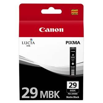 Canon originální ink PGI29MBK