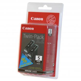 CANON PGI5BK originál double pack