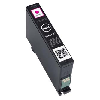 Dell originální ink 592-11817, 9VFFV, magenta, 475str., high capacity, Dell V525W, V725W