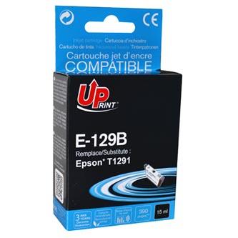 UPrint kompatibilní ink s C13T12914010, T1291, black, 14ml, E-129B, pro Epson Stylus SX420