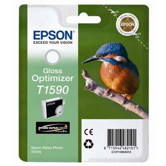 Epson originální ink C13T15904010, gloss optimizer, Epson Stylus Photo R2000