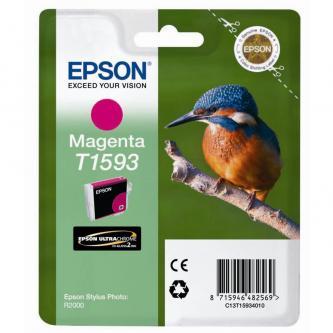 Epson originální ink C13T15934010, magenta, 17ml, Epson Stylus Photo R2000