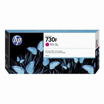HP originální ink 1XB26A, HP 730F, magenta, 300ml, HP DesignJet T1700,T1700 PostScript,T1700dr,T1700dr P