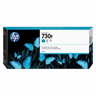 HP originální ink 1XB27A, HP 730F, cyan, 300ml, HP DesignJet T1700,T1700 PostScript,T1700dr,T1700dr P