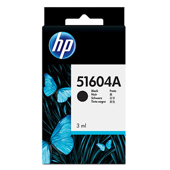 HP originální ink 51604A, black, HP ThinkJet