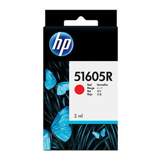 HP originální ink 51605R, magenta, HP ThinkJet, Quietjet