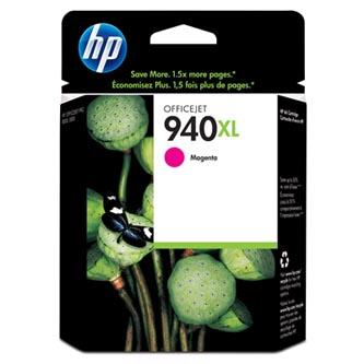 HP originální ink C4908AE, No.940XL, magenta, 1400str., 16ml, HP Officejet Pro 8000, Pro 8