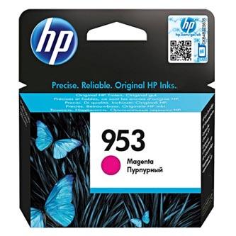 HP originální ink F6U13AE, magenta, 700str., 10ml, No.953, HP OJ Pro 8218,8710,8720,8740