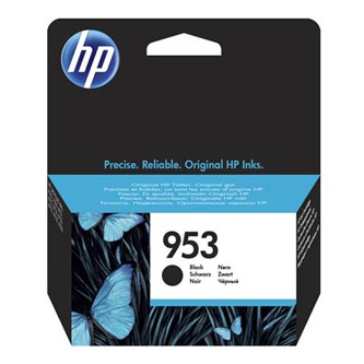 HP originální ink L0S58AE, black, 1000str., 23,5ml, No.953, HP OJ Pro 8218,8710,8720,8740