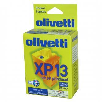 Olivetti originální ink B0315, color, 350str., Olivetti ArtJet 12, Jet-Lab 600, Copy-Lab 200, XP13