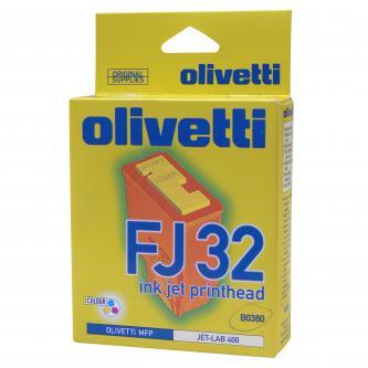 Olivetti originální ink B0380, color, 160str., Olivetti Jet-lab 400, FJ32