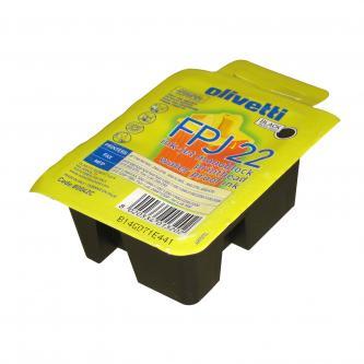 Olivetti originální ink B0042, black, 350str., Olivetti JP-150, 250, 270, 350SW, 360, 450, FPJ22