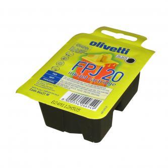 Olivetti originální ink 84431, black, 500str., Olivetti JP-150, 190, 192, 250, 270, 350SW, 360, 450, FPJ20