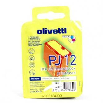 Olivetti originální ink BO444, color, 95str., Olivetti JP-90, +, Nomad-Jet 100, 200, PJ12