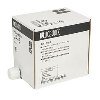 Ricoh originální ink 893058, black, 5x600 Ricoh JP 1010, JP 1050