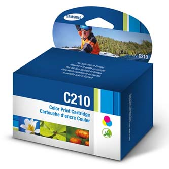 Samsung originální ink INK-C210, colour, Samsung CJX-1000,CJX-1050W,CJX-2000FW