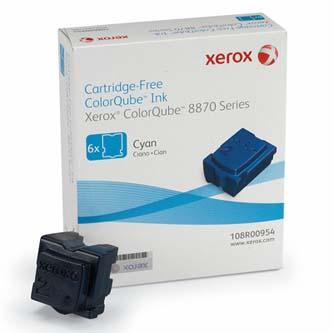 Xerox originální ink 108R00954, cyan, 17300str., západní Evropa typ Xerox ColorQube 8870, 8880