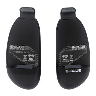 Gamepad držák E-Blue pro mobilní telefony, EJS002, černý, pogumovaný, protiskluzový povrch