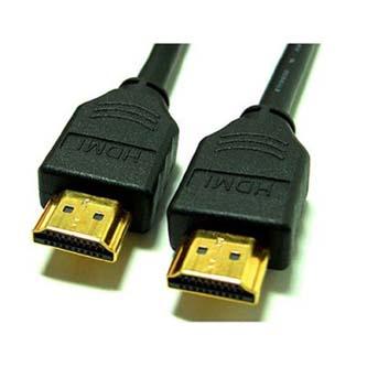 Kabel HDMI M- HDMI M, High Speed, 10m, zlacené konektory, černá