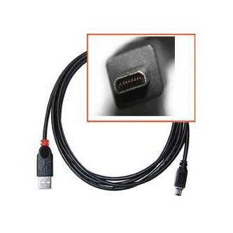 Kabel USB (2.0), USB A M- 8 pin M, 1.8m, černý, SAMSUNG