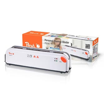 Peach termovazač PB200-70, pro termální vazbu, A4