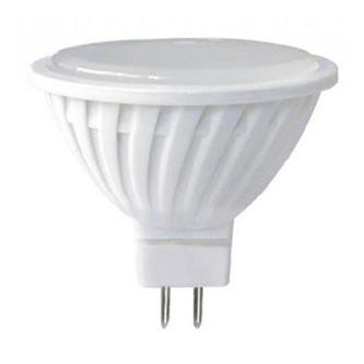 LED žárovka GU5.3, 12VV, 5W, 450lm, 3000k, teplá, 30000h, 2835, 50mm/53mm