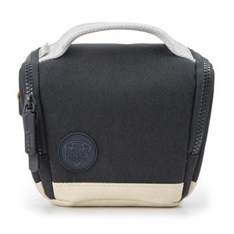 Taška na fotoaparát, polyester, černá, Cam bag S Mirrorless, s popruhem, Golla
