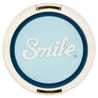 Smile krytka objektivu Atomic Age 55mm, modrá, 16114