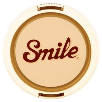 Smile krytka objektivu Retro 58mm, béžová, 16129