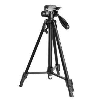 Stativ Promate Precise-140, 141cm, 50cm, 4kg, hliníkový
